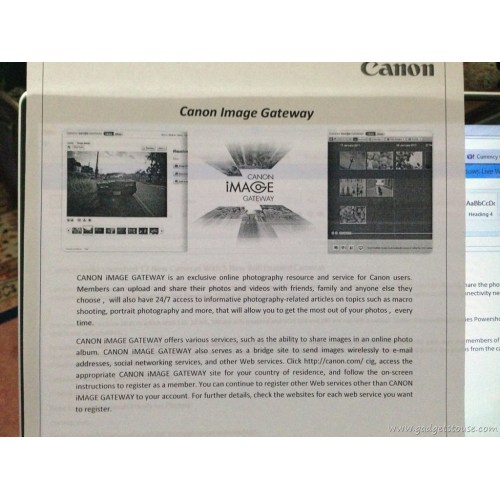 Medium Crop Of Canon Image Gateway