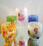 Murano-Glass-Candles