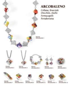 ARCOBALENO 5 Earrings Pierced