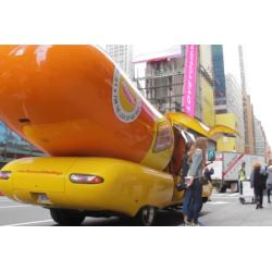 Perfect Oscar Mayer Wienermobiles Tout New Trick Dogs Cmo Oscar Mr Weiner Mobile Hampton Roads Oscar Mayer Weiner Mobile Summerville Sc Dogs Cmo Ad Age Oscar Mayer Wienermobiles Tout New Trick nice food Oscar Meyer Weiner Mobile