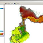 Επεξεργασία μοντέλου εδάφους στο RAS Mapper για την εξαγωγή Χάρτη Πλημμυρικού κινδύνου