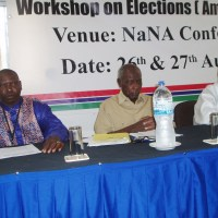 IEC Staff commence Training on New Electoral Reforms amid Opposition challenges