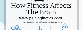 Benefits of fitness how fitness affects the brain
