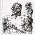 How To Recognize Characteristics of Reptilian Possessed and Hybrids