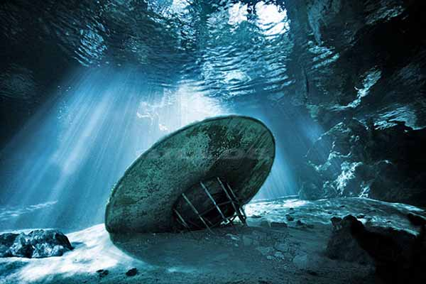 ufocrashedunderwater Is The M Triangle Russia's Area 51?