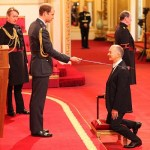 Tony 'Baldrick' Robinson of the Labour 'party-of-the people' National Executive and Make Poverty History kneels to the very system that he claims to oppose