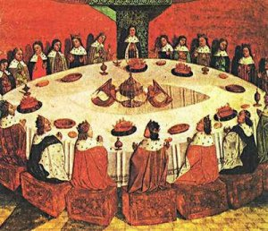 Knights of the Round Table 300x258 Transmutation Is The Guardian Way...
