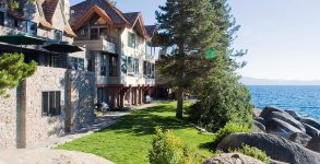 Thunderbird Lodge at Lake Tahoe