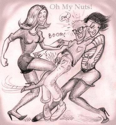 castration cartoons