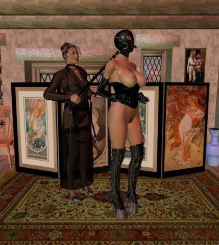 3d bdsm art extreme