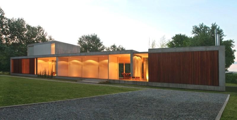 Дом с дизайнерским интерьером House M в Буэнос-Айресе