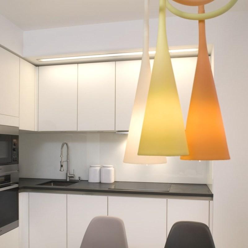 Квартира с дизайнерским интерьером в Кракове