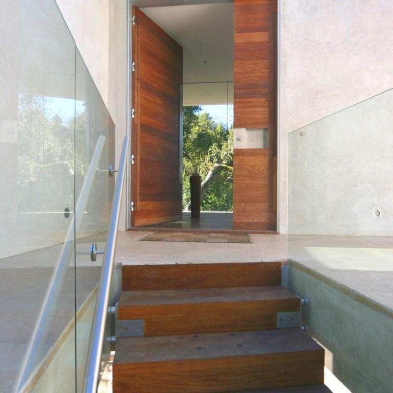 Прекрасный дом Oakpass Residence в Беверли-Хиллз