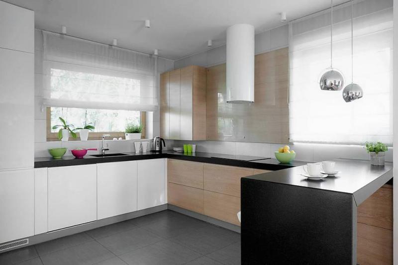 Интерьер дома от Widawscy Studio Architektury