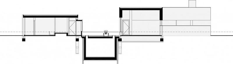 Дизайн частного дома VAN BUCHEM в Роттердаме