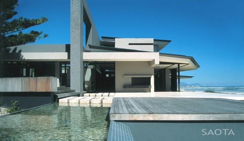 Апартаменты Melkbos на берегу океана в Кейптауне