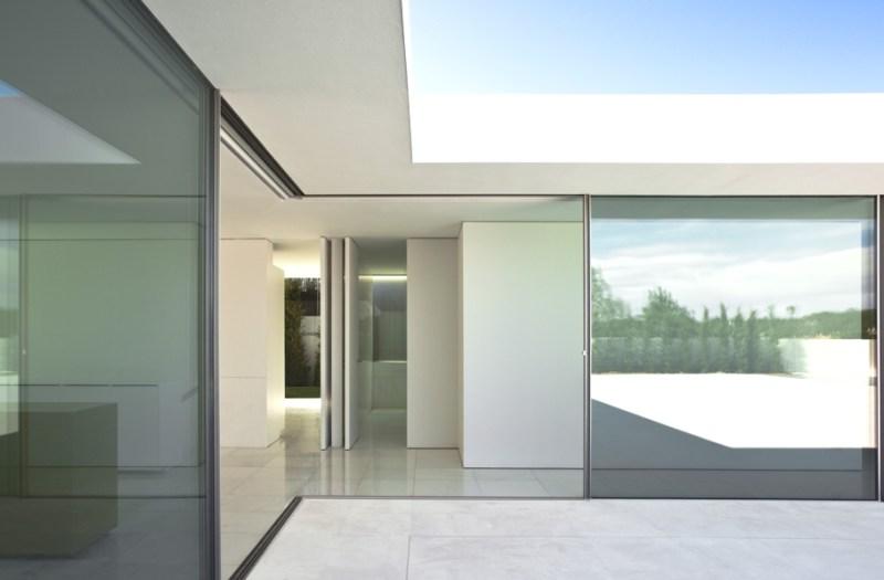 Дом Atrium House в Валенсии