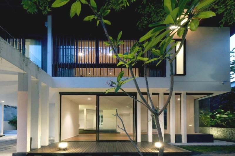 Дизайн жилого дома Hijauan House в Малайзии