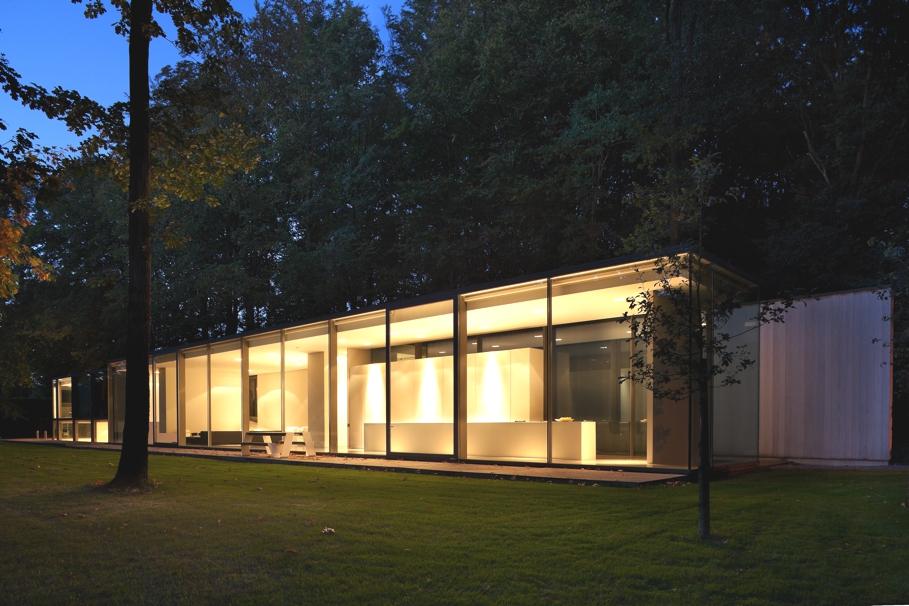 Villa Roces в Бельгии