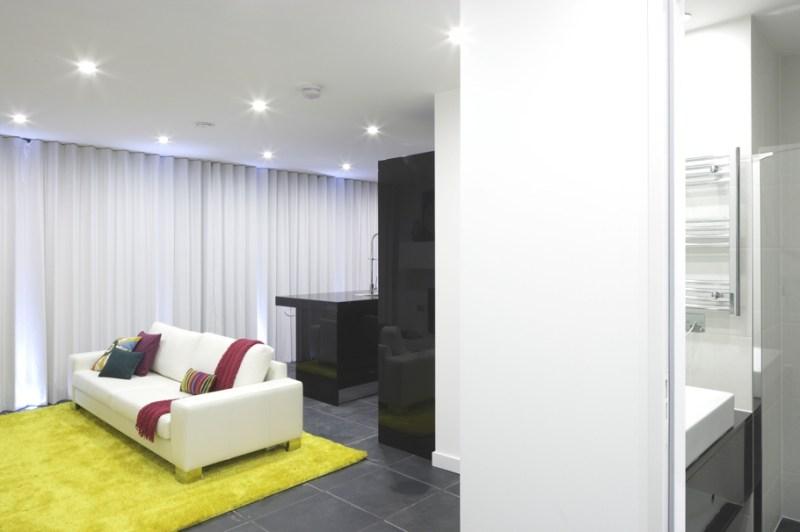Дизайн интерьера дома Cub House в Великобритании