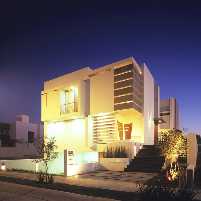 Особняк PC House от студии Agraz Architects в Гвадалахаре