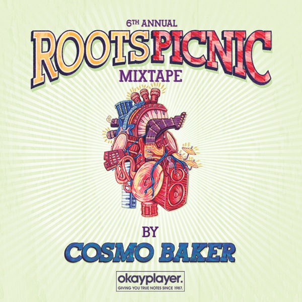 6th Annual Roots Picnic Mixtape