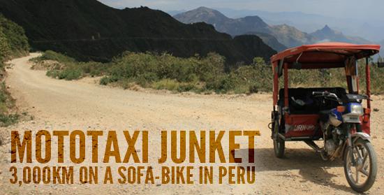 Mototaxi Junket
