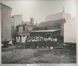 No.276 Sussex Street, Sydney, c. Jul 1900. Digital ID 12487_a021_a021000033