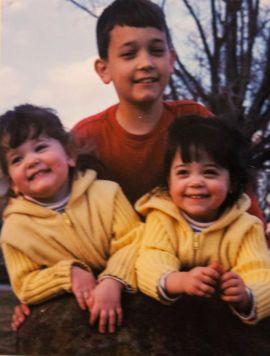 The Garner kids