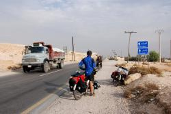 On the road to Palmyra