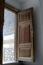 Beautiful doors, they're everywhere in this part of the world