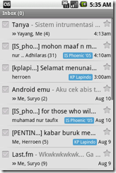 download android os untuk komputer - PC - laptop