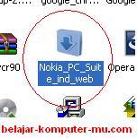 Cara instal modem nokia e63 setting koneksi internet komputer