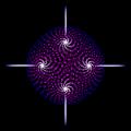 Cosmic-curtain