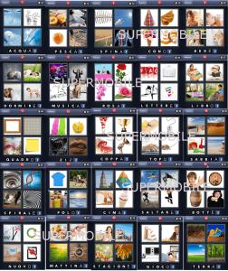 Soluzioni Word - 4 immagini 1 parola (livello 1-25)