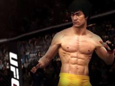 Брюс Ли в обновлении EA Sports UFC