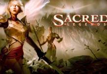 Скачать Sacred Legends для iOS, Скачать Sacred Legends для Android