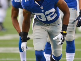 Rueben Randle NY Giants