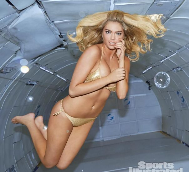 kate upton space photo shoot