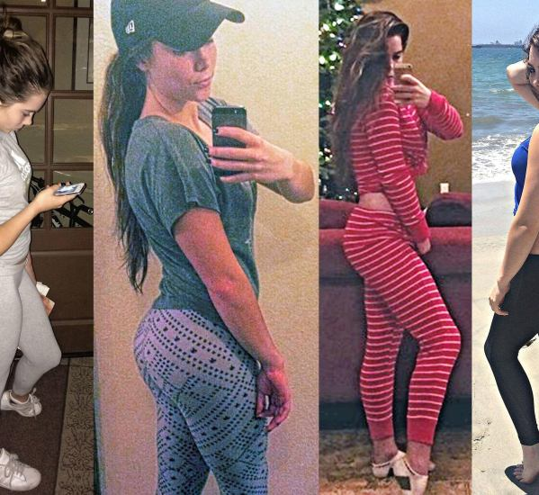 mckayla maroney yoga pants