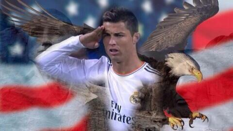 usa ronaldo thank you memes