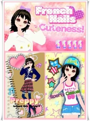 Girl's Fashion Shoot