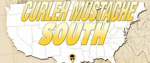 Curleh Mustache south