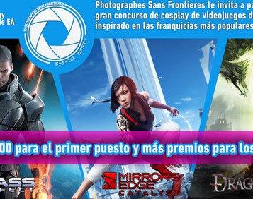 Se anuncia la EA Cosplay Cup Latinoamérica