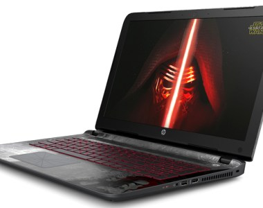 HP lanza notebook inspirada en Star Wars