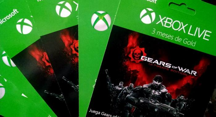 Promo: Gana un código para Xbox Live cortesía de Xbox