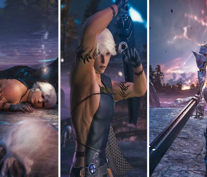 La experiencia en consolas de Final Fantasy llegará a los móviles -Mobius-