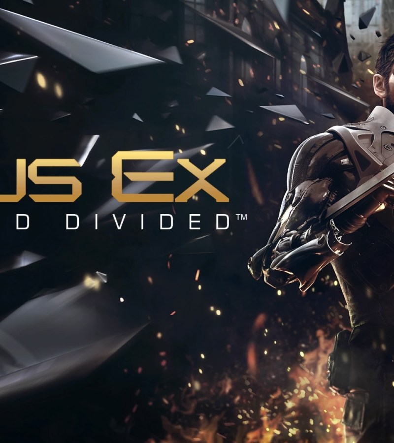 Reseña: Deus Ex: Mankind Divided
