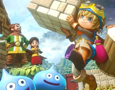 Reseña: Dragon Quest Builders