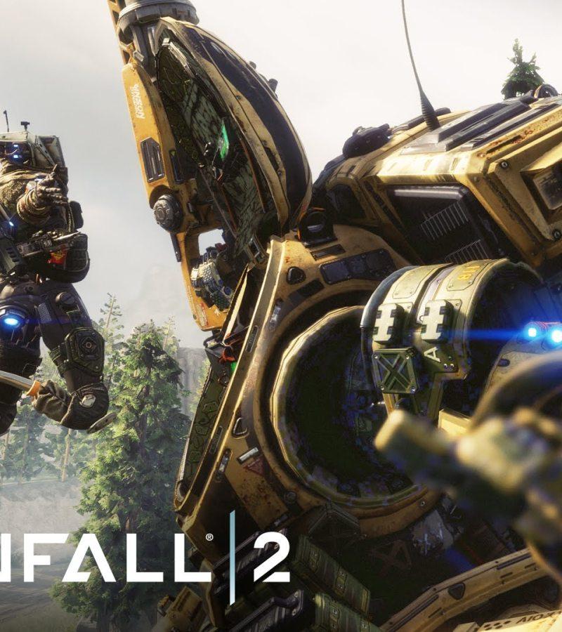 Únete a la PilotsAcademy y gana un Titanfall 2 para PS4